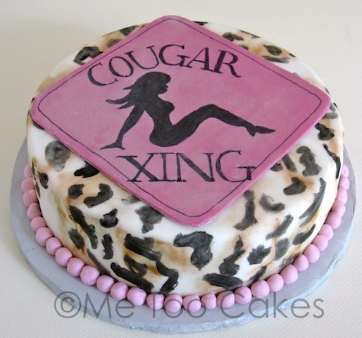 cougar cakes