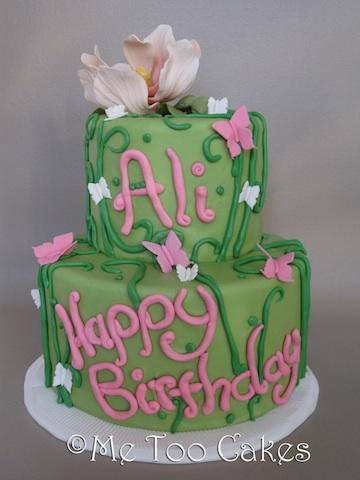 Hb Ali Me Too Cakes Amy Landini Kathuria