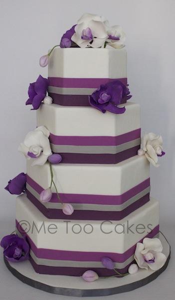 Wedding Cakes - Me Too Cakes Amy Landini Kathuria