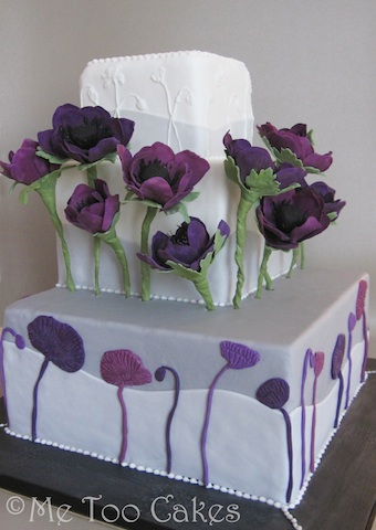Wedding Cakes Me Too Cakes Amy Landini Kathuria