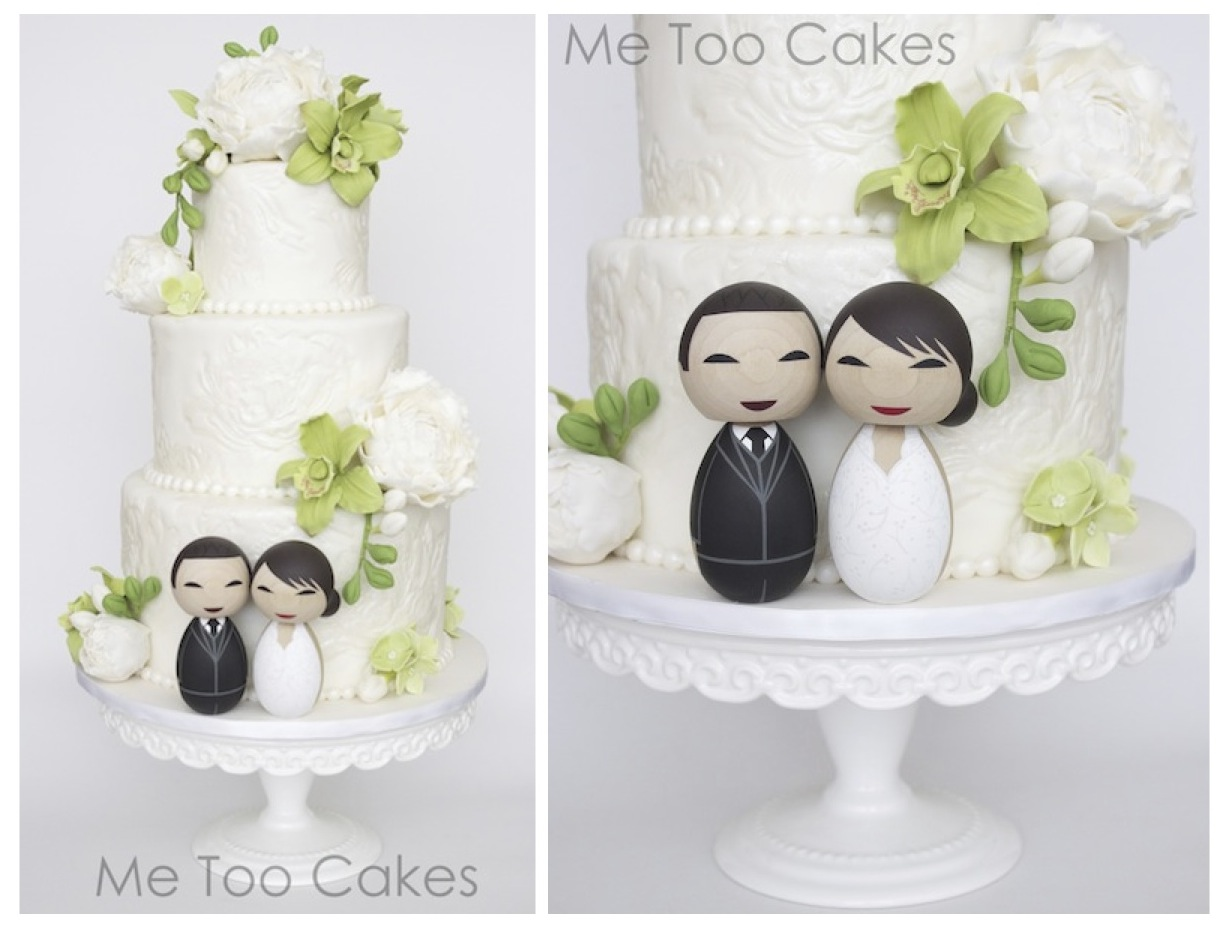 Cake Toppers Archives - Me Too Cakes Amy Landini Kathuria