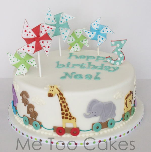 Permalink to Zoo Themed Cake Ideas